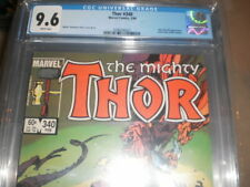 THOR 340 CGC 9.6 BETA RAY BILL APPEARANCE LETTER FROM AUTHUR ADAMS