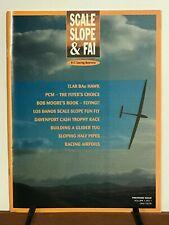 Sailplane & Electric Modeler R/C Airplane Glider 1st Complete Year- Rare