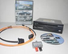 Latest BE7042 OEM GENUINE MERCEDES W211 E SLK CLS DVD Navigation Retrofit SET