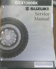 2008 SUZUKI SHOP MANUAL GSX1300BK 99500-39320-03E