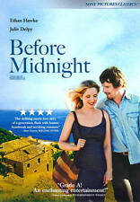 Before Midnight (DVD, 2013)- Ethan Hawke, Julie Delpy - FREE SHIPPING
