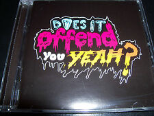 Does It Offend You Yeah You Have No Idea What Your Getting Yourself Into CD