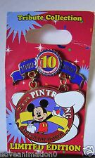 Disney Tribute Collection Official Trading Mickey Mouse Logo Pin