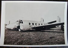 AVIATION, PHOTO, AVION DASSAULT 311, ACCIDENT, CRASH