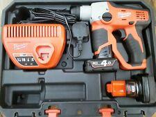 Milwaukee M12H-402c12v Fuel 2x4Ah Li-ion SDS Hammer Drill