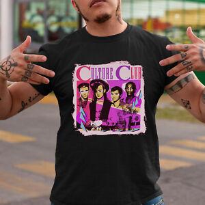CULTURE CLUB BOY Band Funny Unisex T-shirts