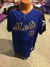 New York Mets Game Issued Spring Training BP Jersey GARY CARTER 2006 Steiner COA