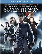 Seventh Son (Blu-ray Disc ONLY, 2015)