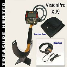 New Treasure Hunter xj-9 Metal Detector
