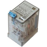 Finder 55.34.9.024.0090 Industrie-Relais 230V AC 4xUM 7A 250V AC Relay 855802
