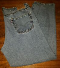 Levi's 550 Red Tab 100% Cotton Blue Denim Jean's Men's 44X32(44x33) 0138