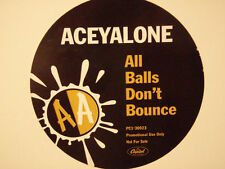 ACEYALONE - ALL BALLS DON'T BOUNCE (VINYL 2LP)  1995!!  RARE!!  ABSTRACT RUDE!!!