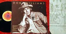 LP Don Williams: Greatest Hits Vol. 1