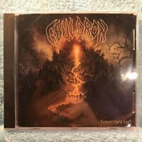 Tomorrow's Lost by Cauldron (CD, 2012, Earache) NEW!