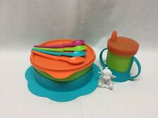 Tupperware Set C112 Kinderteller Trinkbecher Löffel  Trinklernbecher TupperCare
