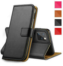 Luxury Leather Flip Card Wallet Phone Case Cover For Apple iPhone 11 Pro Max X
