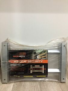 Rapidmesh Window Security With Extendable Width 50cm-78cm. RPMW80294