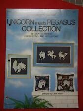 Pegasus # 8-Gráfico de punto de cruz