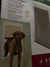 New listing PetSafe Plastic Xl Extra-Large Dog Pet Door Premium Ppa00-10961 Dogs 12-200 lbs
