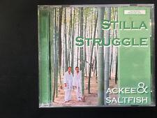Ackee & Saltfish - Stilla Struggle - Japan CD  Oz Seller