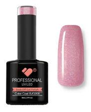 Bjg-008 VB Line Pink Sky Metallic * UV LED Soak off GEL Nail Polish
