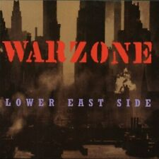 Warzone - Lower East Side - Warzone CD FDVG The Cheap Fast Free Post The Cheap
