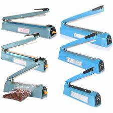 Impulse Heat Sealer Plastic Bag Sealing Film Machine Metal ABS 200/300/400mm NEW