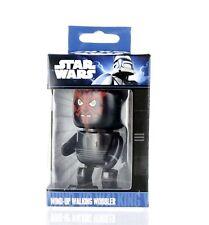Star Wars Darth Maul A Cuerda Walking Wobbler-Nuevo