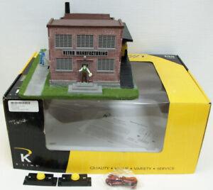 K-Line K42403 Operating Factory Building LN/Box