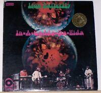 IRON BUTTERFLY - In-A-Gadda-Da-Vida - 1st Atco Stereo Pressing -LP  Record Album