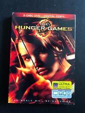 The Hunger Games (DVD, 2012, 2-Disc Set) Jennifer Lawrence
