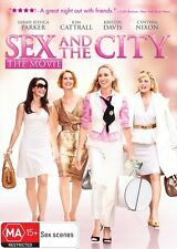 SEX AND THE CITY 1 The Movie : NEWDVD