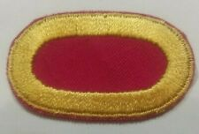 ARMY JUMP WING OVAL PATCH, U.S. ISSUE *NICE* #3