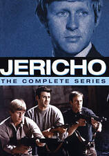 Jericho: The Complete Series (DVD-R, 2015, 4-Disc Set)