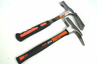 Zimmererhammer + Maurerhammer Set Hammer ähnlich Schlosserhammer Fiberglas