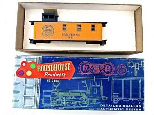 HO Roundhouse Pacific Coast Region Convention Rail Fun Caboose 1981 Kit (183NA)
