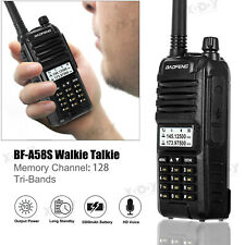 Baofeng A58S Waterproof 3 Band Walkie Talkie 10W 128CH VOX CTCSS DCS Transceiver