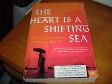 The Heart Is A Shifting Sea - Elizabeth Flock (Paperback 2018) Rare ARC Like New