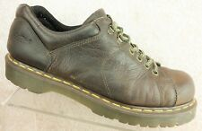 Dr. Martens 8312 Bark Grizzly Brown Leather Casual Oxfords Shoes Men's Size 13