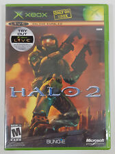 Halo 2 2004 Xbox Launch Edition Brand New Factory Sealed Black Label Bungie