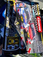 Carrera Go !!! DTM Master Class Slot Car Racing Race Set 62480 open box