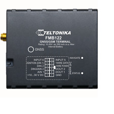Tracker, Bluetooth, battery,  Teltonika FMB122 auto moto GPS IOT