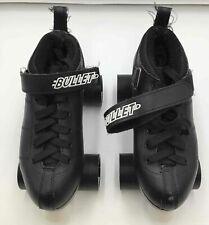 """Men's Chicago Skate Co. Bullet """"Chicago"""" Rollerskates 8601K - Size 5- Black"""