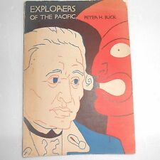 Explorers of the pacific by Peter H. Buck (Paperback, 1953) Hawaii book Charlot