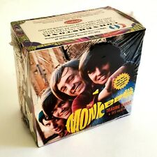 1996 Cornerstone The Monkees 30th Anniversary Trading Card Sealed Hobby Box RARE