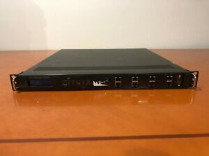 Citrix Access Gateway 7000 NetScaler Systems (6) FE 10/100 And (2) 8 Ports