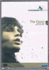 THE DOORS LIVE IN EUROPE 1968 / NEW YORK 1969 DVD F.C. SIGILLATO!!!