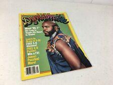 Dynamite Magazine Mr. T No. 116 Mister T
