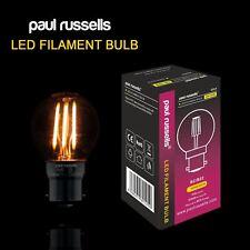G45 LED Filament Mini Globe Small Bulb Lamp 2/4W Warm White 25/40W Incandescent
