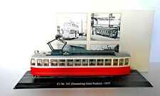 Atlas scale 1/87 Tram C1 141(Simmering-Graz-Pauker) 1957 -  [023]